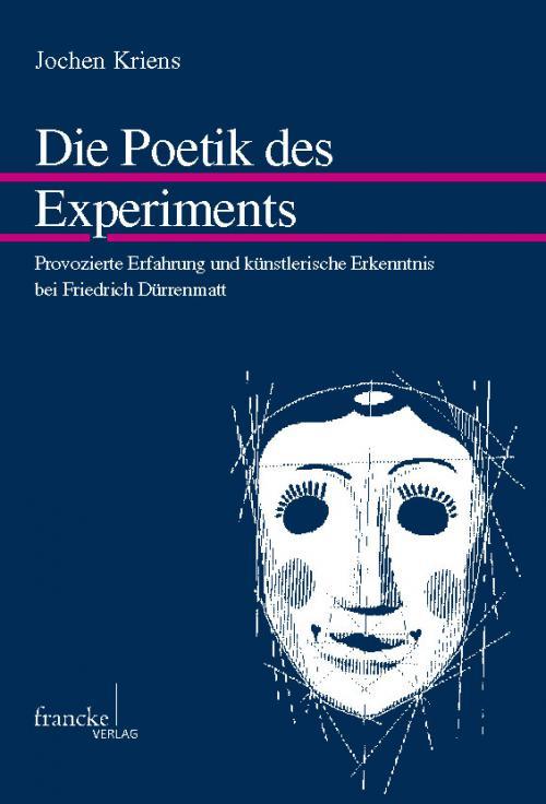 Die Poetik des Experiments cover