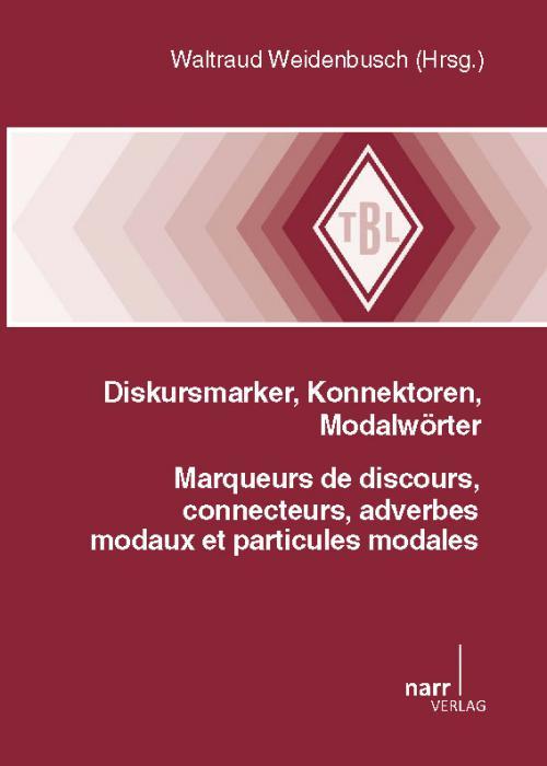 Diskursmarker, Konnektoren, Modalwörter cover