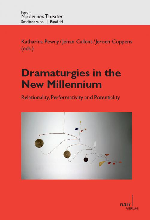 Dramaturgies in the New Millennium cover