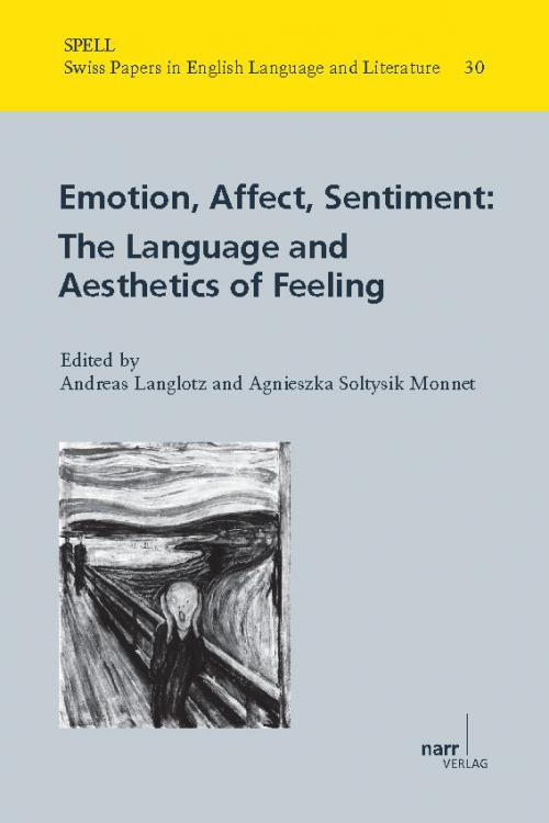 Emotion, Affect, Sentiment: cover