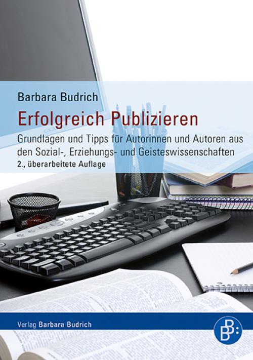 Erfolgreich Publizieren cover