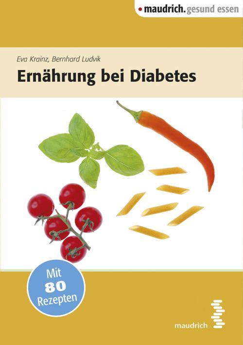 Ernährung bei Diabetes cover