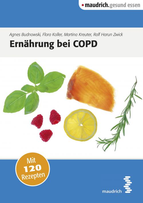 Ernährung bei COPD cover