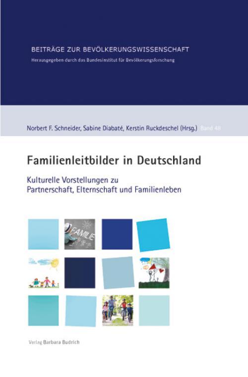 Familienleitbilder in Deutschland cover