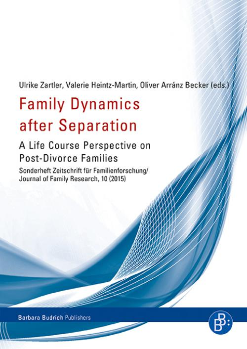 Family Dynamics after Separation cover