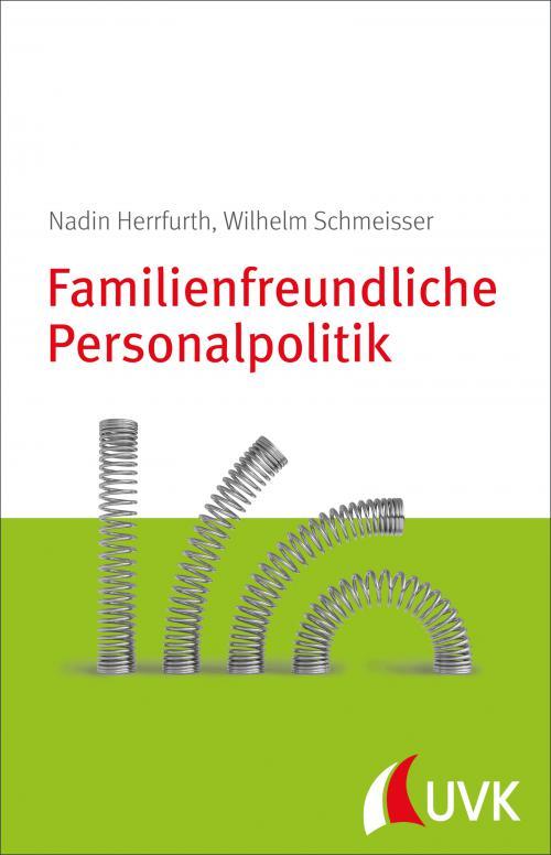 Familienfreundliche Personalpolitik cover