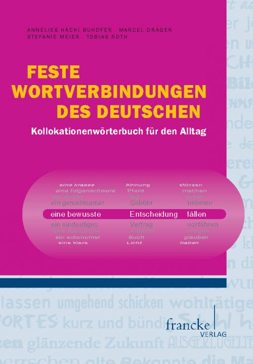 Feste Wortverbindungen des Deutschen cover