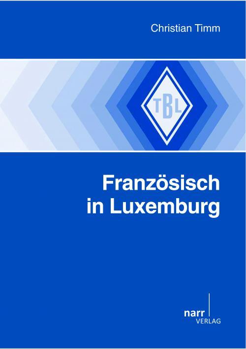 Französisch in Luxemburg cover