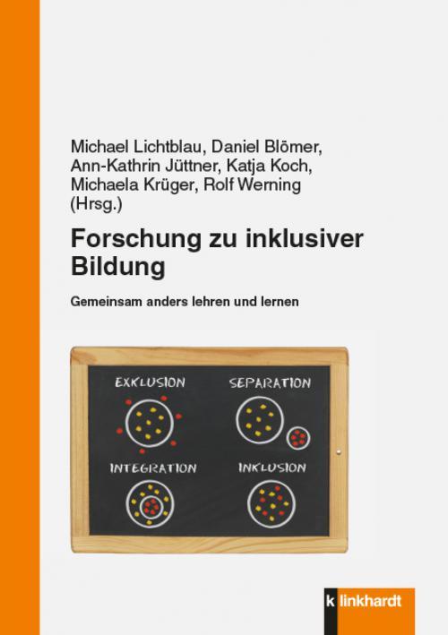 Forschung zu inklusiver Bildung cover