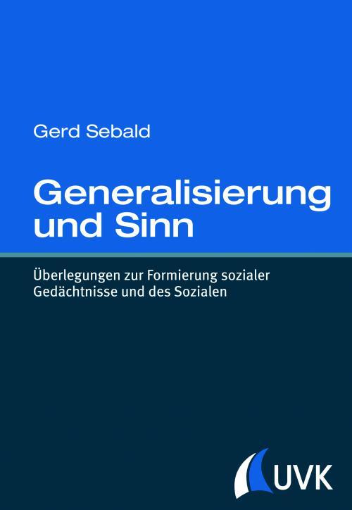 Generalisierung und Sinn cover