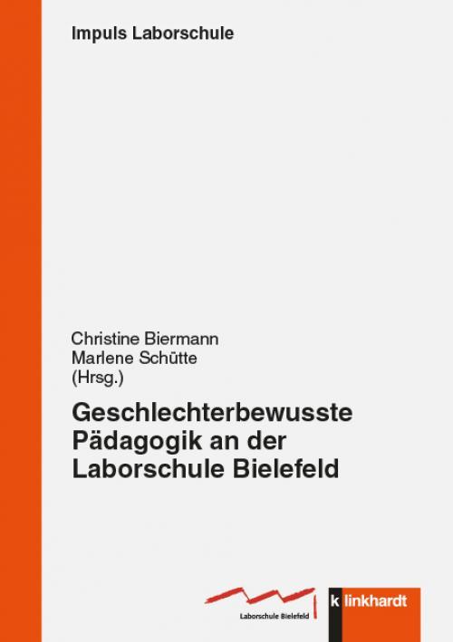 Geschlechterbewusste Pädagogik an der Laborschule Bielefeld cover