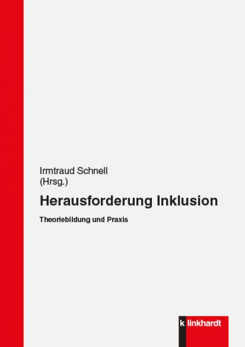 Herausforderung Inklusion cover