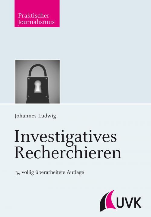 Investigatives Recherchieren cover
