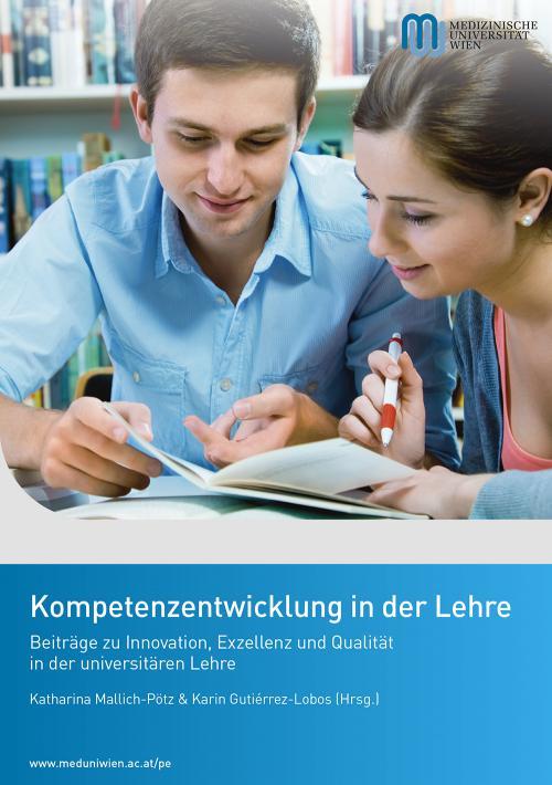Kompetenzentwicklung in der Lehre cover
