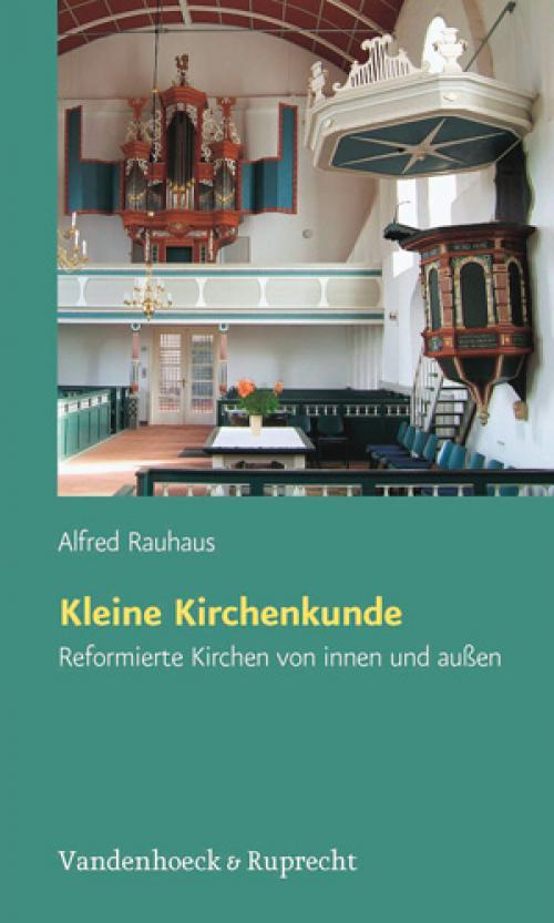 Kleine Kirchenkunde cover
