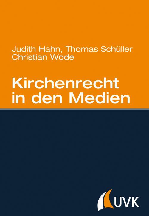 Kirchenrecht in den Medien cover
