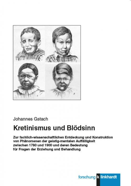 Kretinismus und Blödsinn cover