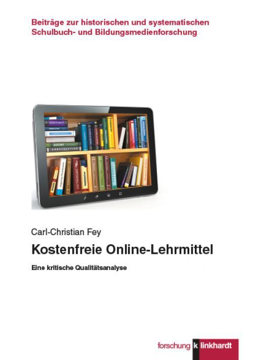 Kostenfreie Online-Lehrmittel cover