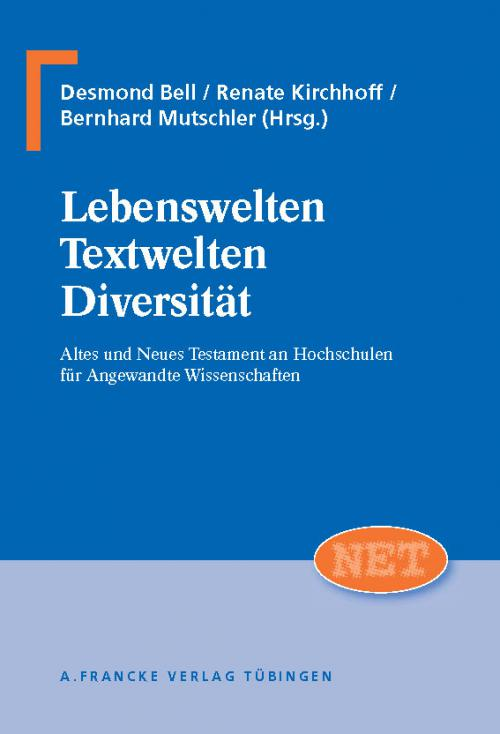 Lebenswelten, Textwelten, Diversität cover