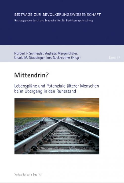 Mittendrin? cover