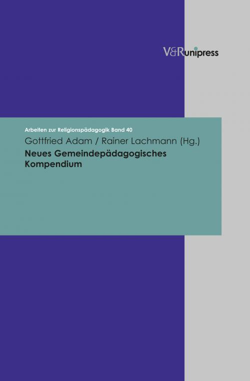 Neues Gemeindepädagogisches Kompendium cover