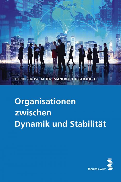 Organisationen zwischen Dynamik und Stabilität cover