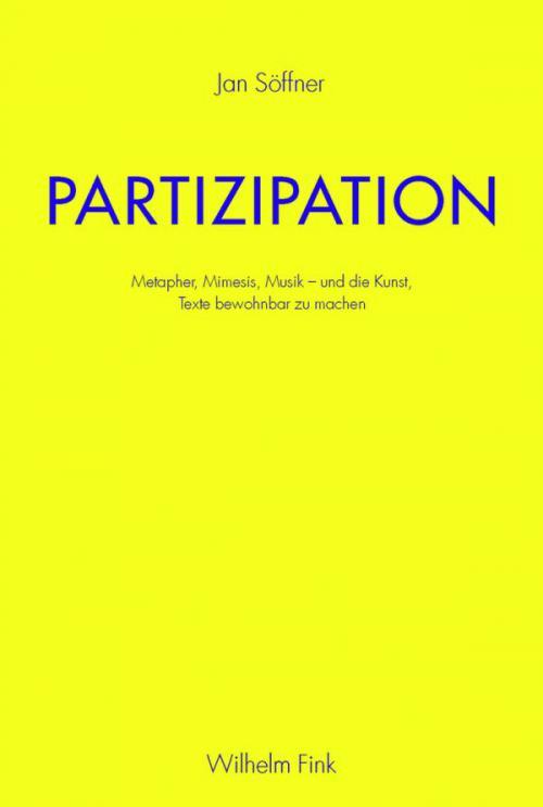 Partizipation cover