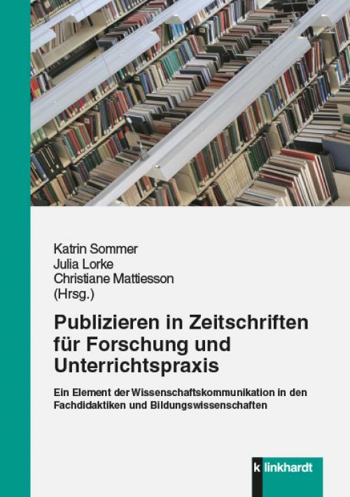 Publizieren in Zeitschriften für Forschung und Unterrichtspraxis cover