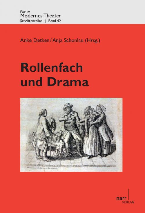 Rollenfach und Drama cover