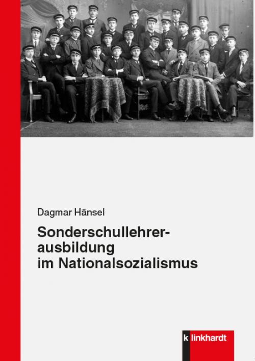 Sonderschullehrerausbildung im Nationalsozialismus cover