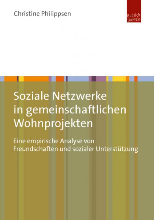 Soziale Netzwerke in gemeinschaftlichen Wohnprojekten cover