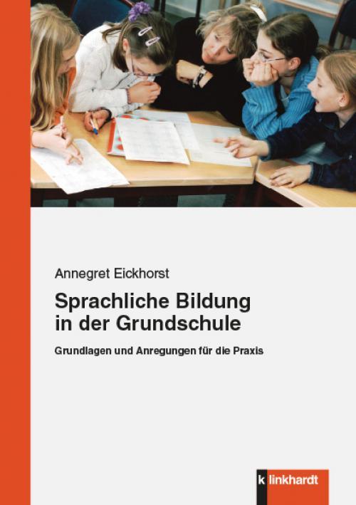 Sprachliche Bildung in der Grundschule cover