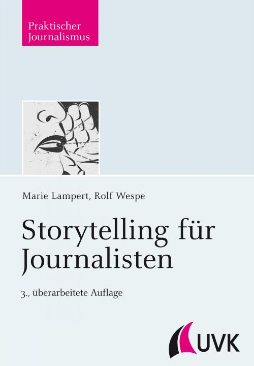 Storytelling für Journalisten cover