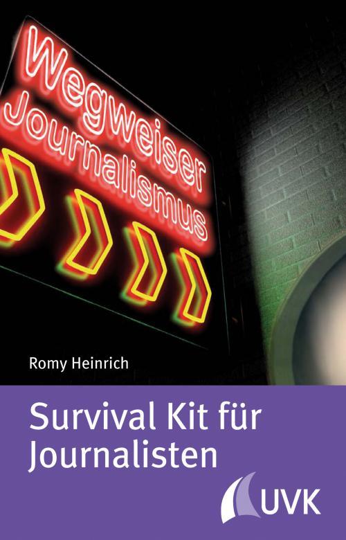Survival Kit für Journalisten cover