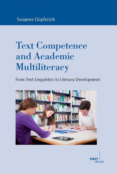 Text Competence and Academic Multiliteracy cover