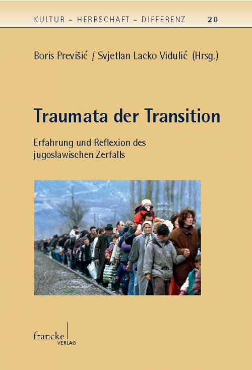 Traumata der Transition cover