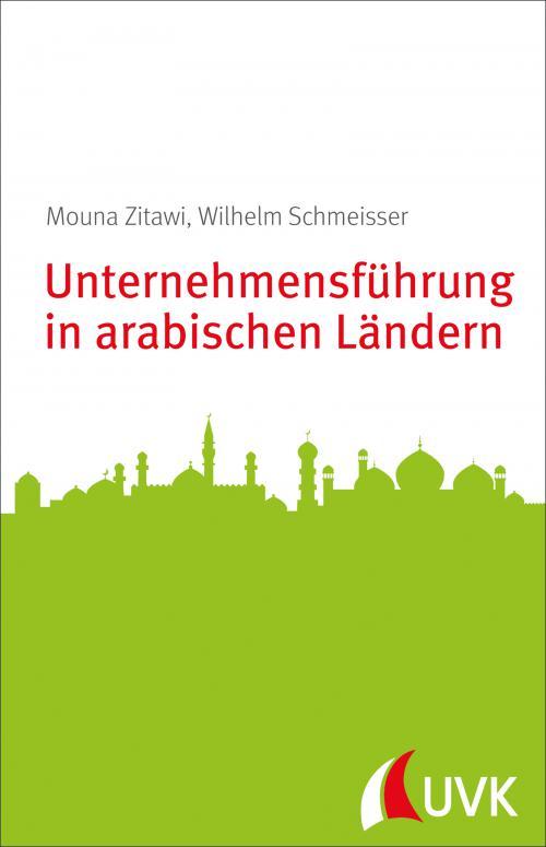 Unternehmensführung in arabischen Ländern cover