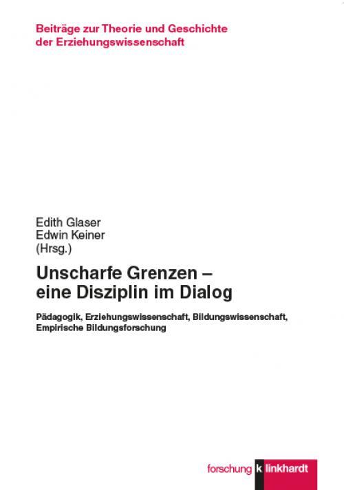 Unscharfe Grenzen – eine Disziplin im Dialog cover