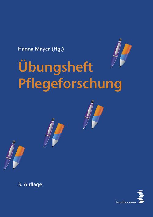 Übungsheft Pflegeforschung cover