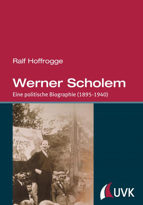 Werner Scholem cover