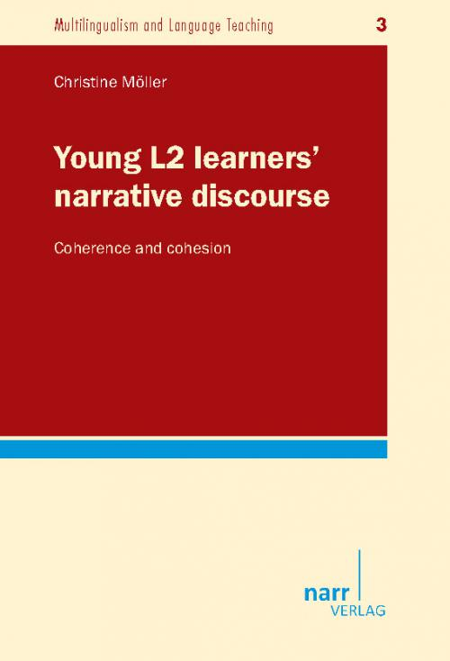 Young L2 learners' narrative discourse cover