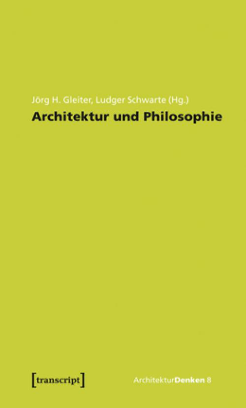 Architektur und Philosophie cover