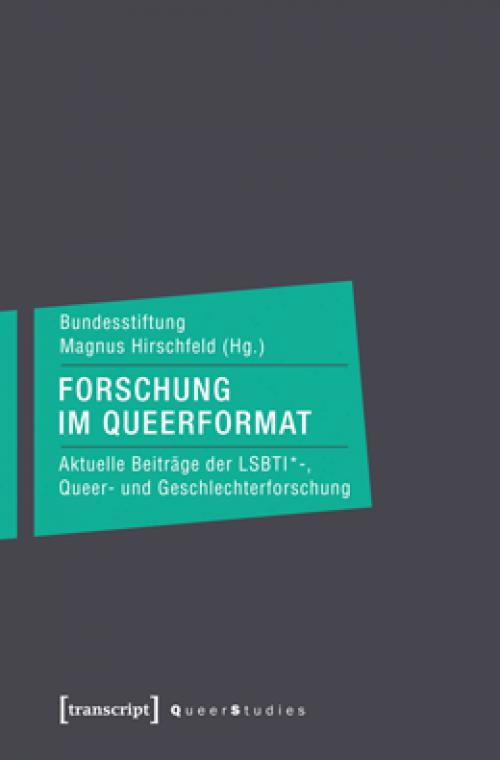 Forschung im Queerformat cover