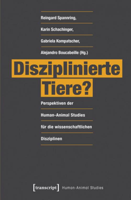 Disziplinierte Tiere? cover