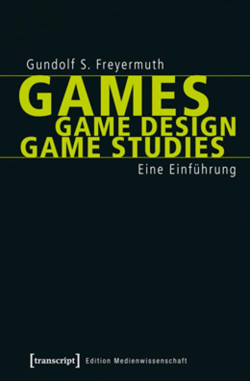 Games | Game Design | Game Studies cover