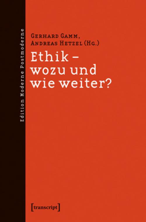 Ethik – wozu und wie weiter? cover