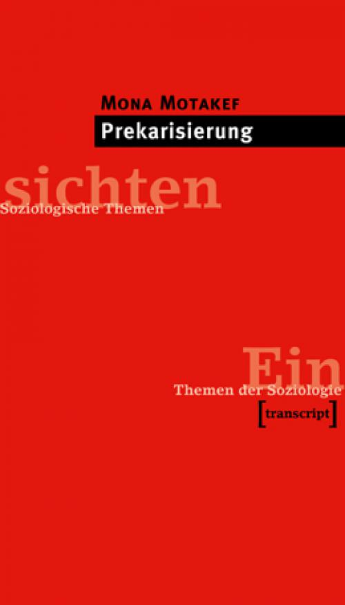 Prekarisierung cover