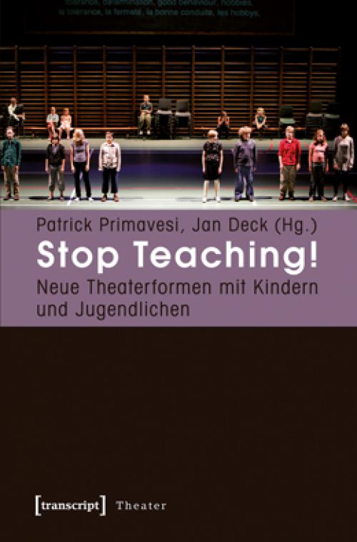 Stop Teaching! cover