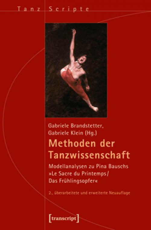 Methoden der Tanzwissenschaft cover