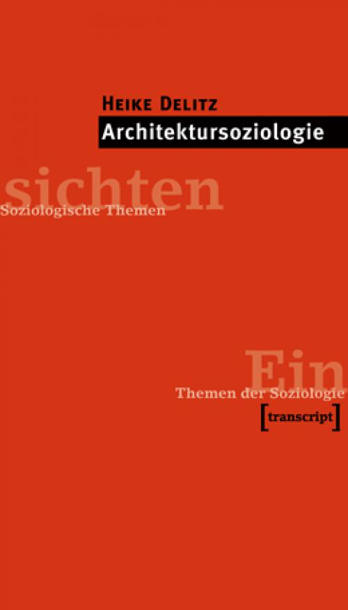 Architektursoziologie cover